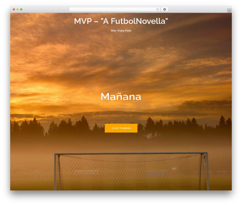 Sydney top WordPress theme - futbolnovella.com