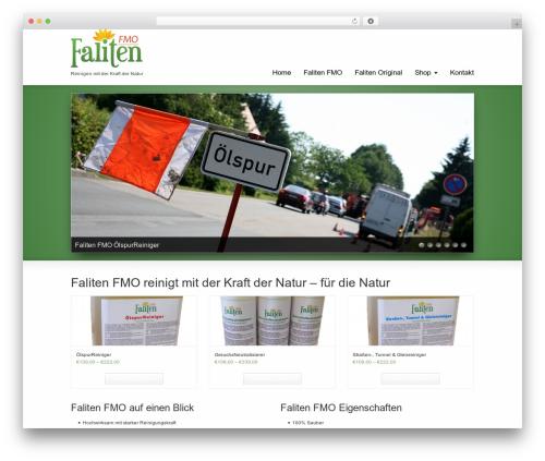 Theme WordPress Striking MultiFlex Standard Child Theme - falitenfmo.com