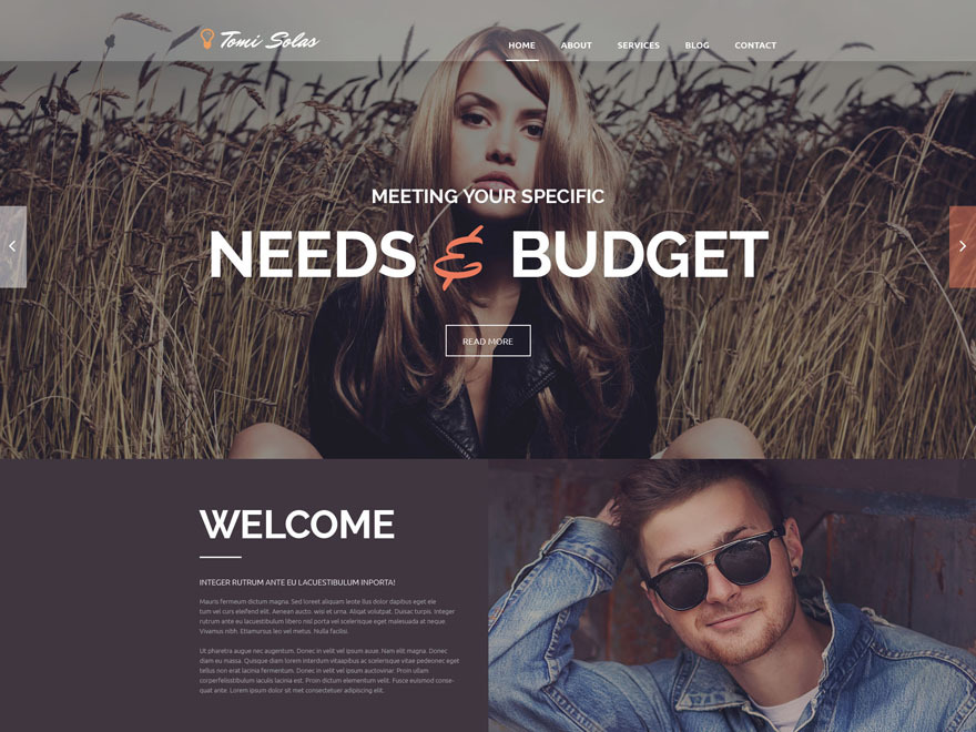 theme53878 theme WordPress