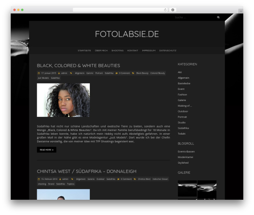 Free WordPress WordPress Gallery MaxGalleria plugin - fotolabsie.de