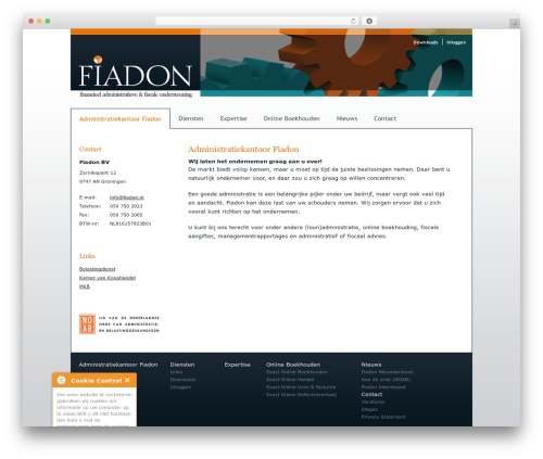 Free WordPress MimeTypes Link Icons plugin - fiadon.nl