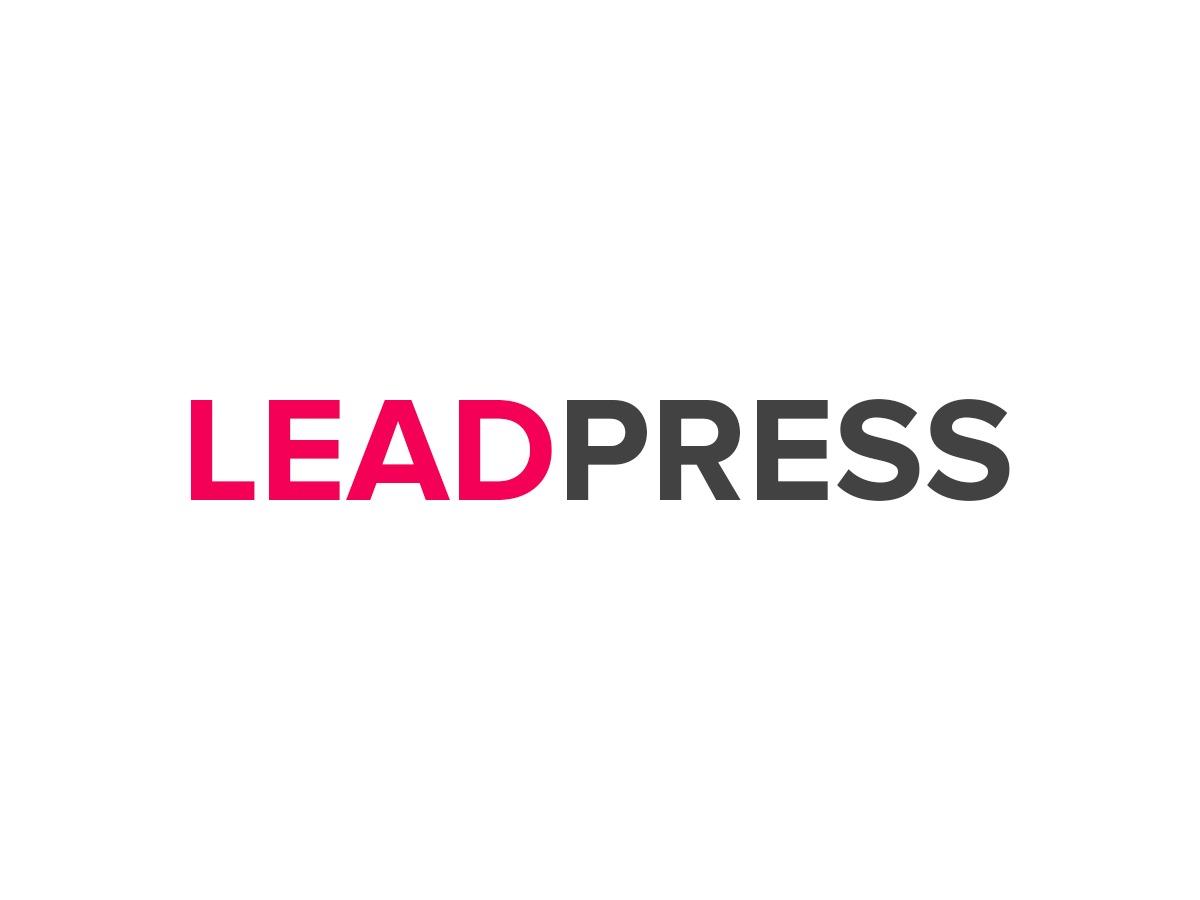 LeadPress WP company WordPress theme