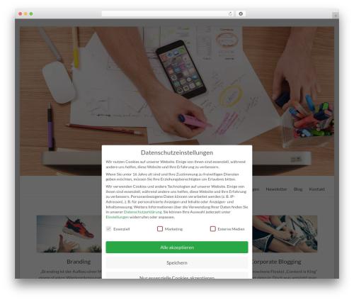 Free WordPress Meks Smart Social Widget plugin - plusonelike.de