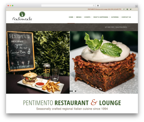 Free WordPress MailChimp for WordPress plugin - pentimentorestaurant.net