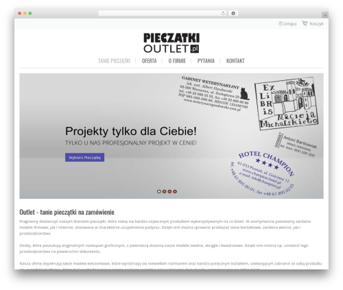 Free WordPress WP Simple Galleries plugin - pieczatkioutlet.pl