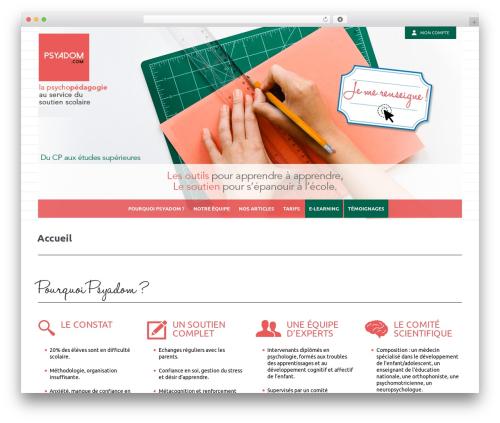 Free WordPress RR Slick Carousel plugin - psyadom.com