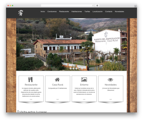 isis best free WordPress theme - puertodelemperador.es