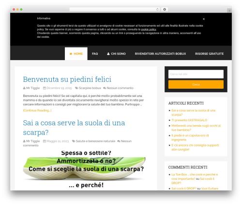 Schema by MyThemeShop WordPress theme - piedinifelici.com
