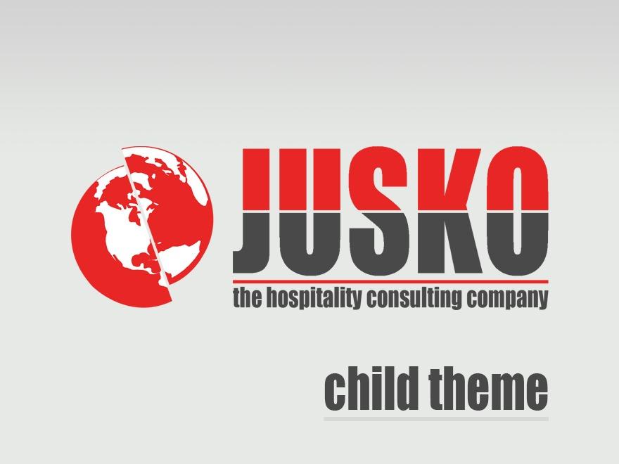 Jusko Child template WordPress by Zugimpex