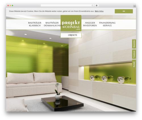 Free WordPress Responsive Lightbox plugin - projekt-wohnbau.at