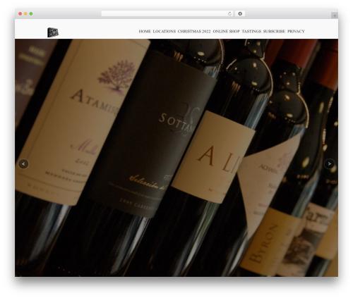 Template WordPress NineZeroSeven - planetofthegrapes.co.uk