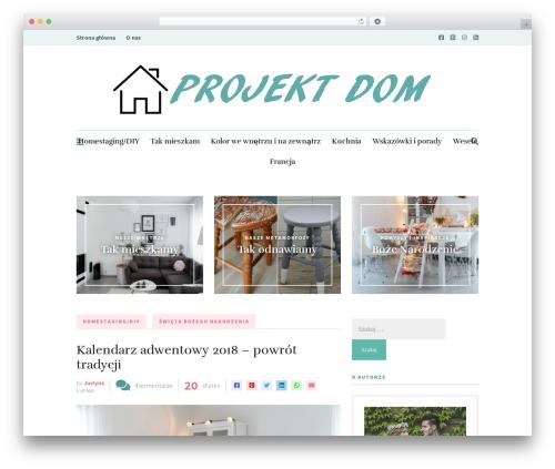 WordPress zilla-likes plugin - projektdom.net