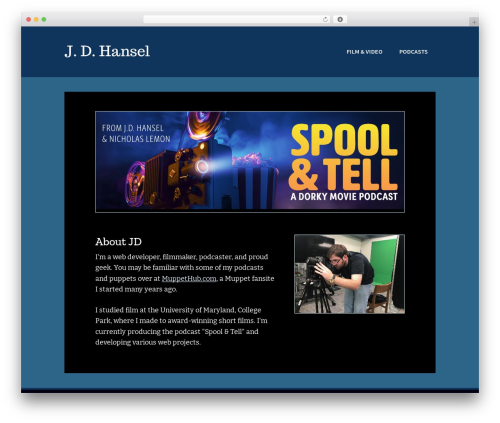 Free WordPress Thumbs Rating plugin - jdhansel.com