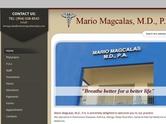 Mario-Magcalas 1.4 theme WordPress