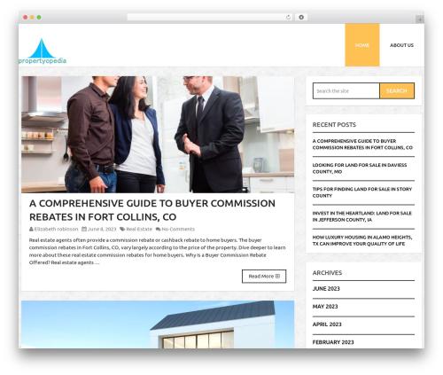 Free WordPress WP Favorite Posts plugin - propertyopedia.com