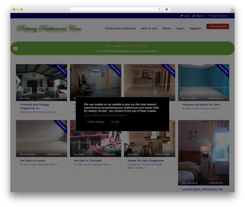 Free WordPress Simple Google reCAPTCHA plugin - propertyparliament.com