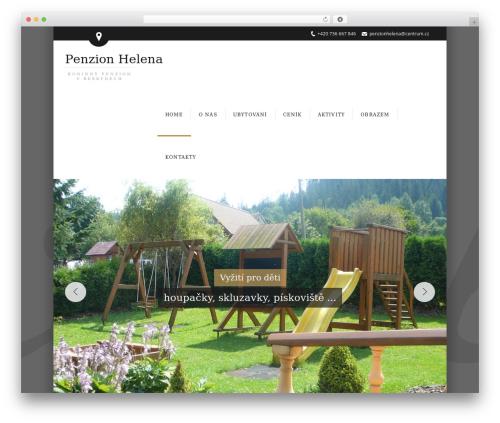 Free WordPress Simple Mail Address Encoder plugin - penzion-helena.cz