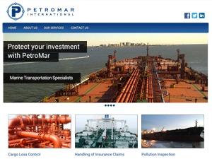 Theme WordPress PetroMar
