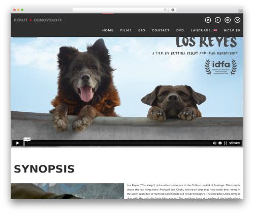 WordPress zoo-shortcodes plugin - perutosnovikoff.com