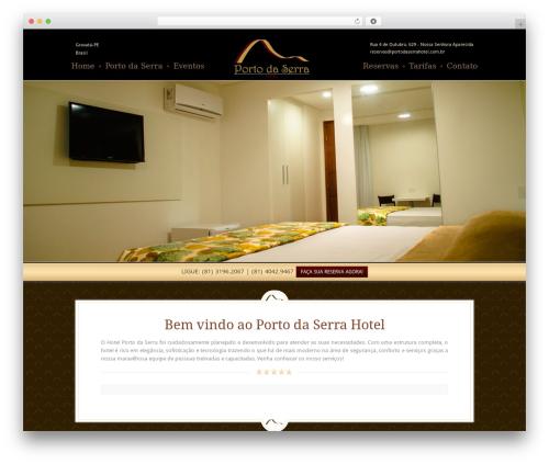 Free WordPress FancyBox plugin - portodaserrahotel.com.br