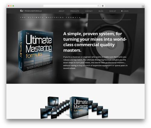 WordPress popup-maker-scroll-triggered-popups plugin - prosoundformula.com/products/the-ultimate-mastering-formula