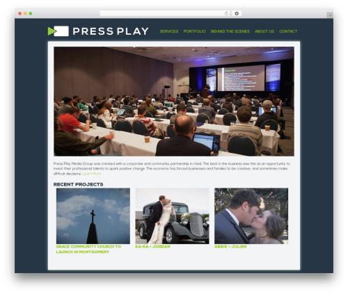 WordPress popup-press plugin - pressplaymedia.org