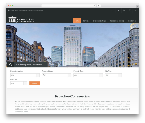 Free WordPress Search Everything plugin - proactivecommercials.co.uk