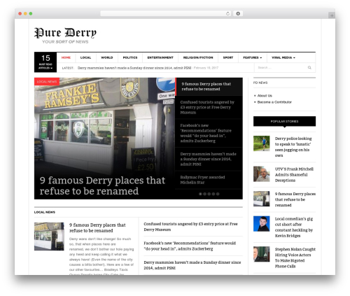 Free WordPress DW Question & Answer plugin - purederry.com