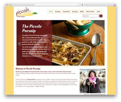 Free WordPress WordPress Gallery Plugin – NextGEN Gallery plugin - piccoloparsnip.co.uk