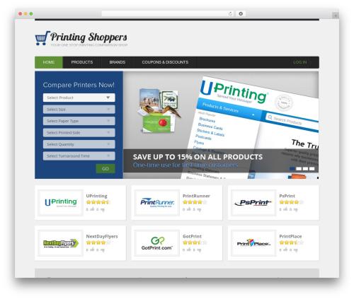 Free WordPress WP Sliding Login   Register Panel plugin - printingshoppers.com