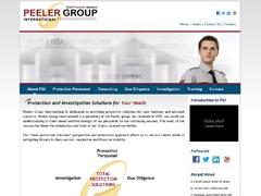 Theme WordPress Peeler Group International