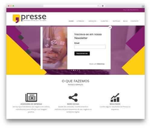 WP template Divi - presse.inf.br