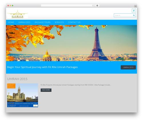 Free WordPress Google Analyticator plugin - fitritetravels.com
