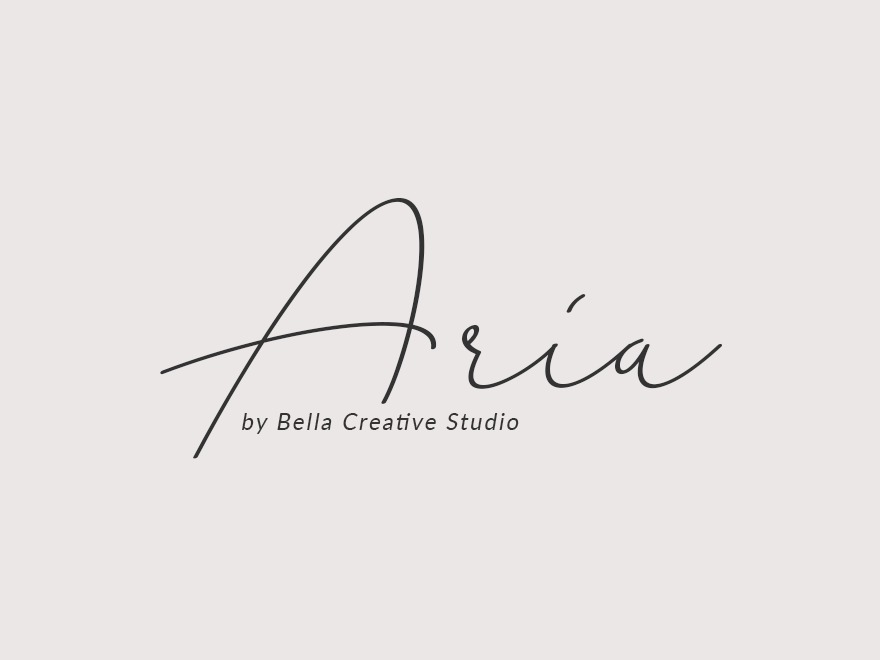 Aria theme WordPress