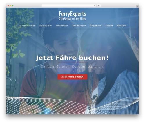 Free WordPress WP Header image slider and carousel plugin - ferryexperts.com