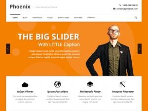 Theme WordPress Phoenix