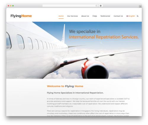 WordPress popup-press plugin - flyinghome.com