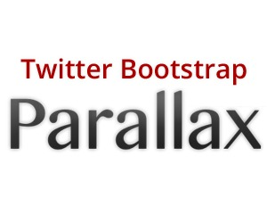 WP theme Bootstrap Parallax