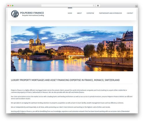 Free WordPress GDPR Cookie Compliance plugin - polperrofinance.com