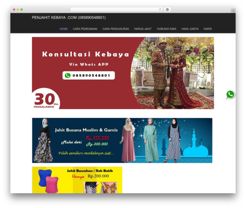 Arunachala WordPress free download - penjahitkebaya.com