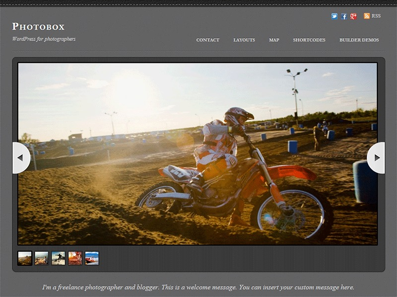 Themify Photobox WP theme