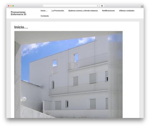 Responsive WordPress free download - promoenfermeria.com