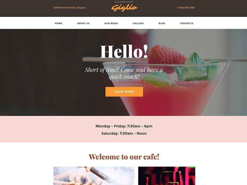 Best WordPress theme theme58390