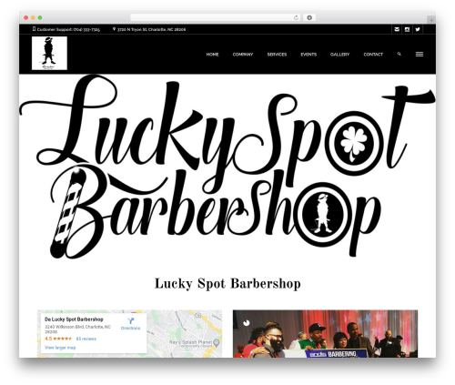 Coiffeur best WooCommerce theme - daluckyspotbarbershop.info