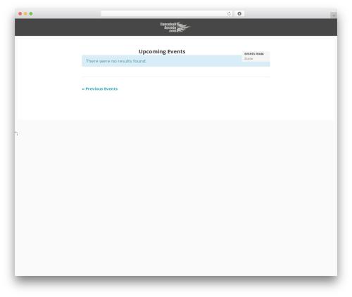 GeneratePress premium WordPress theme - dancehallagenda.com