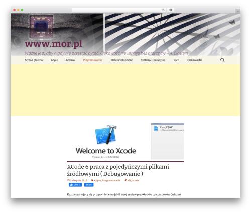 Free WordPress WP-Terminal plugin - programowanie.mor.pl