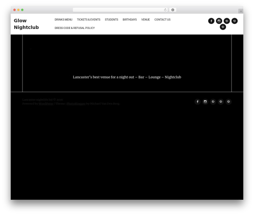 PhotoBlogger WordPress theme free download - daltonrooms.co.uk