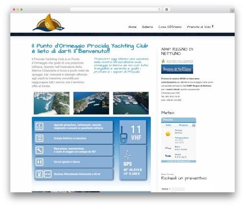 Template WordPress Striking MultiFlex & Ecommerce Responsive WordPress Theme - procidayachting.it