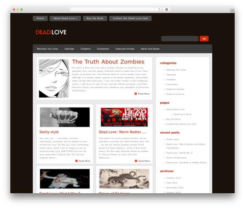 Free WordPress My Quicktags plugin - deadlovebook.com