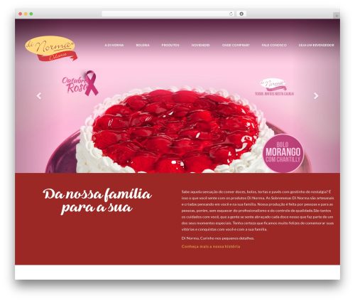 Best WordPress theme IODtheme - dinorma.com.br